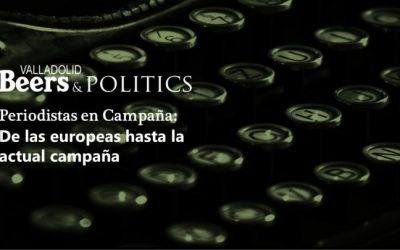 Periodistas en campaña, el otro lado de la comunicación política